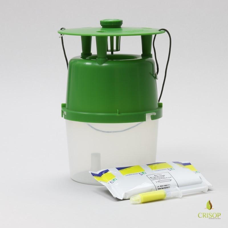 Le Pack Buxatrap + Box T Pro Multi-doses