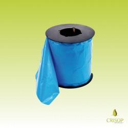 Rollertrap bleu 15 cm x 100 m