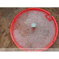 Piège à eau Tutasan en situation