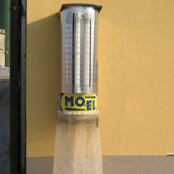 Turbine 306 Cri Cri MO-EL en extérieur
