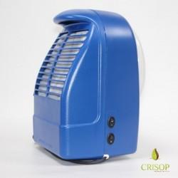 Détail des réglages de l'Insectivoro 361B Bleu