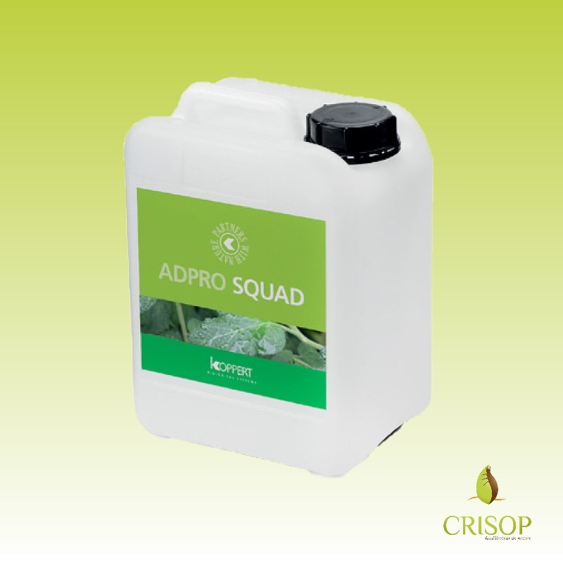 Squad Bidon de 5 litres