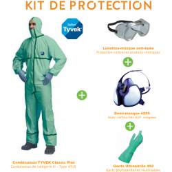 Kit de protection E.P.I
